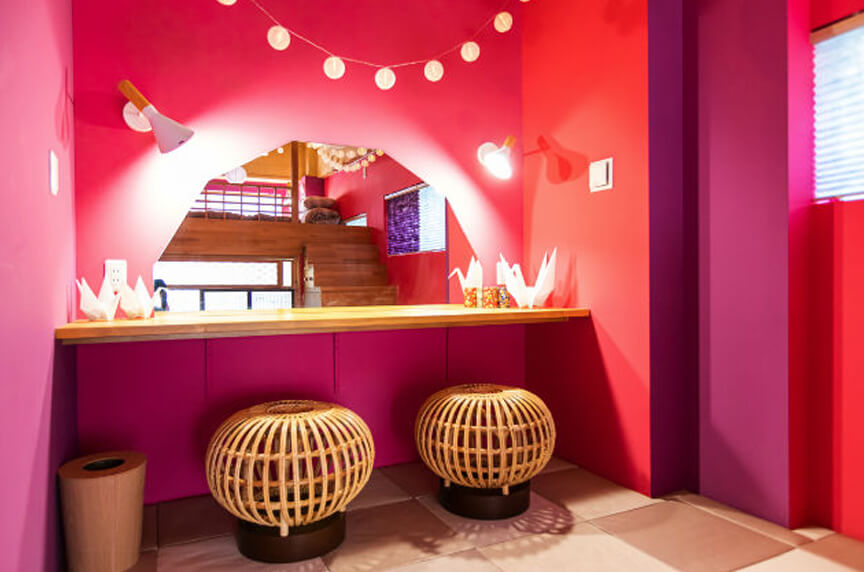 Moshi Rooms Opens The Loft Room Airbnb Themed Origami